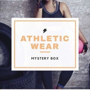 | Mystery Box | athletic wear. Size M/4-6.